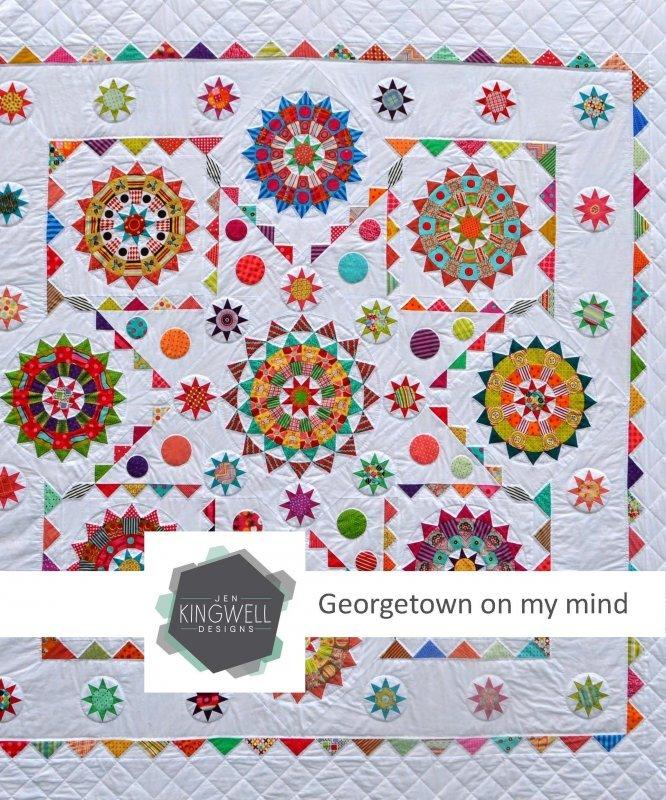 Georgetown On My Mind Pattern