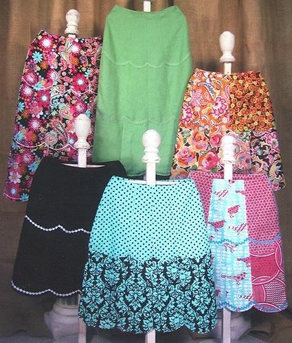 Tiffany Skirt Pattern