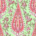 Cypress Paisley- Blush