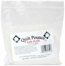 Pounce Refill Chalk- White