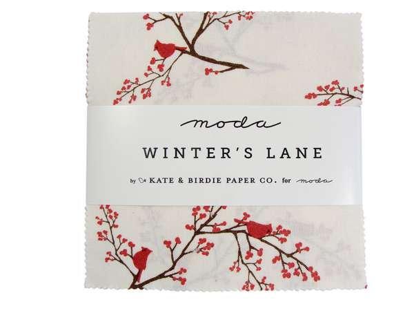 Winter's Lane Charm Pack