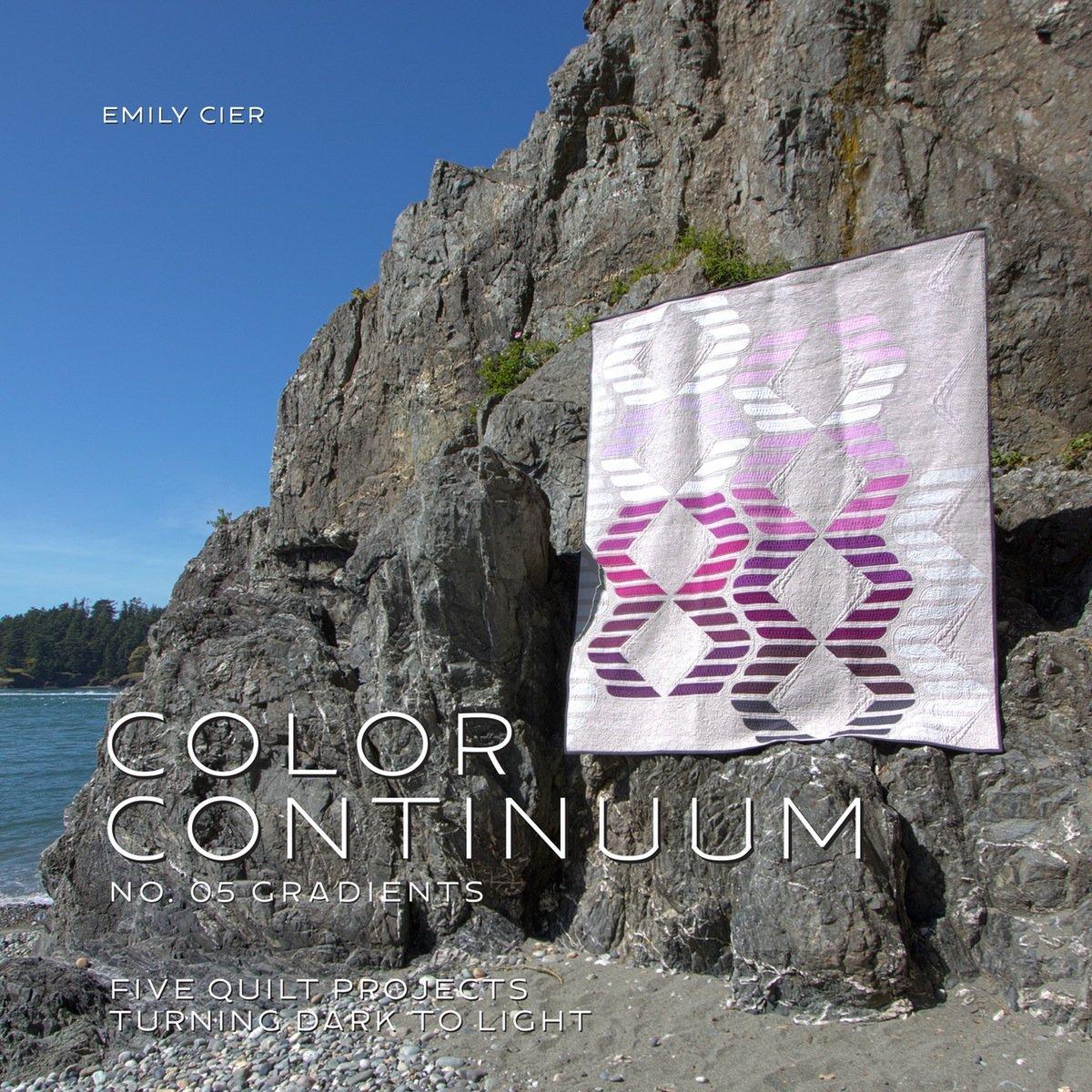 Color Continuum No 5 Gradients