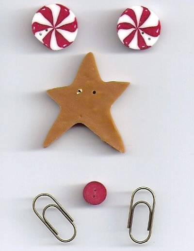 Peppermint Place Button Pack