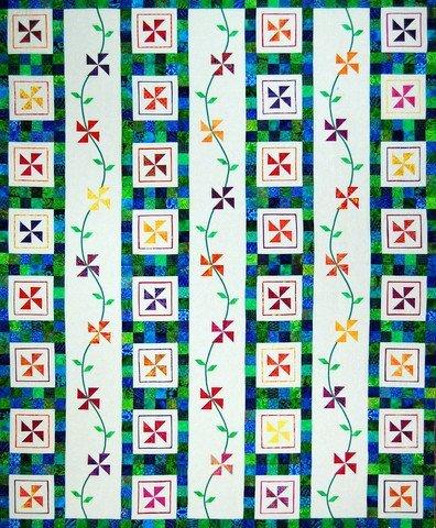 Perennial Pinwheels Pattern