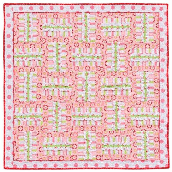 Rick Rack Ruffles Pattern