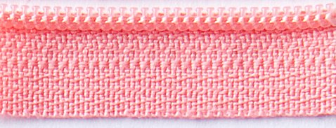 14 Inch Zipper - Pink Frosting