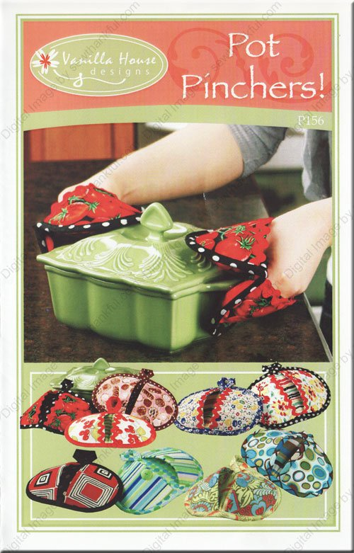 Pot Pinchers Pattern