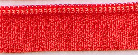 14 Inch Zipper - Red River