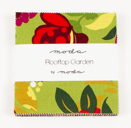 Rooftop Garden Charm Pack