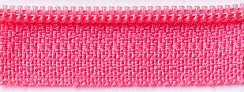 14 Inch Zipper - Rosy Cheeks