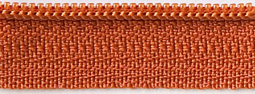 14 Inch Zipper - Rusty