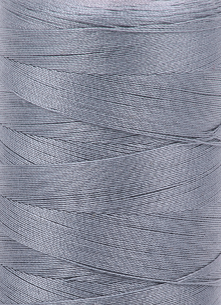 Aurifil 28 wt. Quilting Thread-Silver Gray-2610