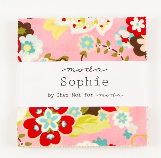 Sophie Charm Pack