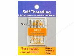 Klasse Needles- Self Threading 80/12