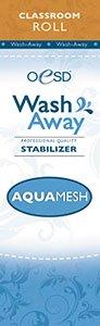 Aqua Mesh 10 Inches by 2 Yards - Classroom Roll