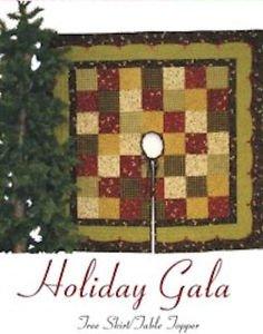 Holiday Gala Pattern
