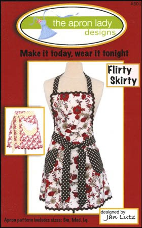 Flirty Skirty Apron Pattern