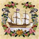 American Album BOM - Massachusetts Pattern