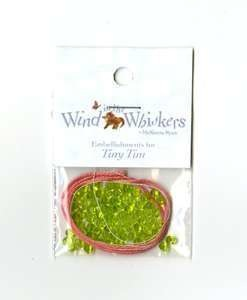 Embellishment Kit Wind In The Willows- Tiny Tim