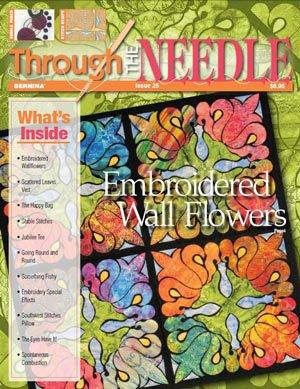 Through the Needle Magazine Issue #25