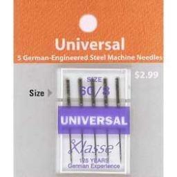 Klasse Needles- Universal 60/8