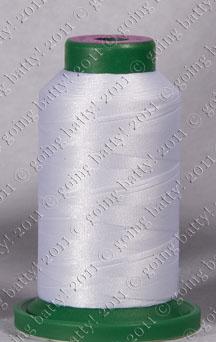 Isacord-0015 White