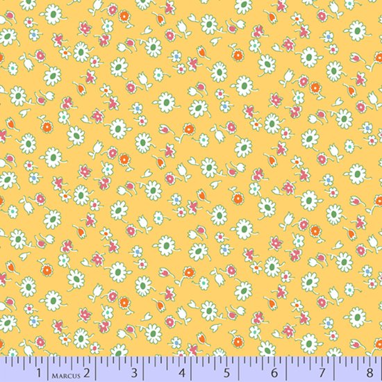 Aunt Grace's Apron 0752-0133 (3 yards left)