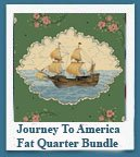 Journey To America Fat Quater Collection
