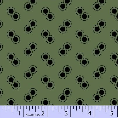Scrappier Dots 8268-0114 (3 yards left)