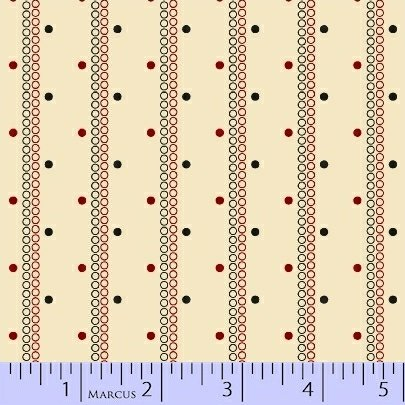 Scrappier Dots 8271-0142 (2 yards left)
