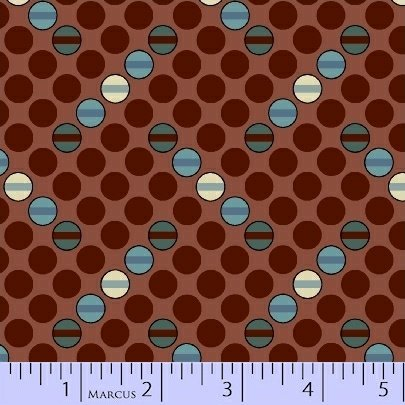 Scrappier Dots 8274-0157 (5 yards left)