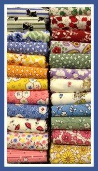 Aunt Grace Fabric Club