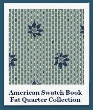 American Swatch Book Fat Quaters
