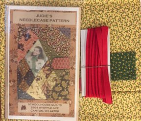 Judie's Needle Case and Pattern