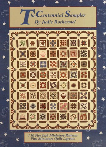 Centennial Sampler Quilt  without book