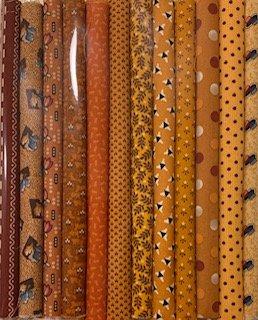 Fabric Sticks 9 X 22 Cheddar