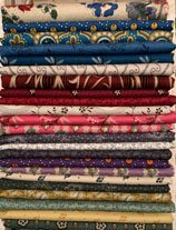 Full Circle Fat Quarter Collection