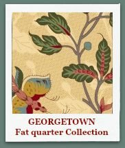 Georgetown Fat Quarter Collection