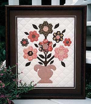 Hexagon Bouquet 10 X 12