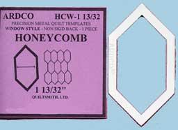 Honeycomb 1 13/32