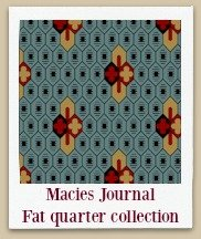 Macie's Journal Fat Quarter Collection