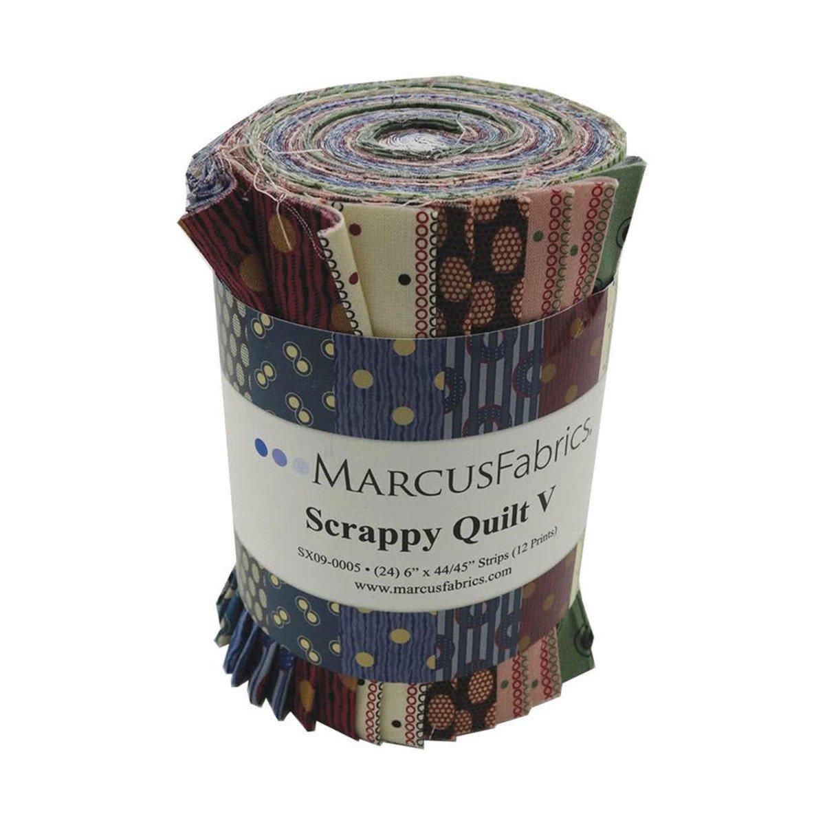 Scrappier Dots 6 Sprip Rolls