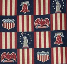 Patriotic Symbols (1 yard)