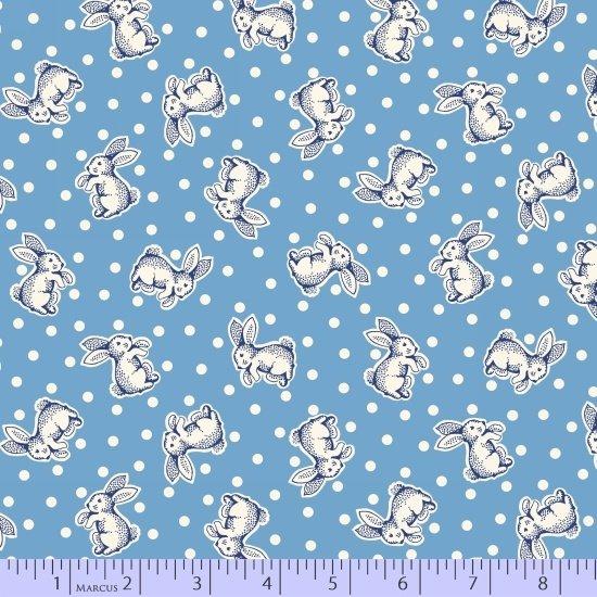 Aunt Grace Sew Charming 119 Blue