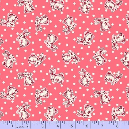 Aunt Grace Sew Charming 119 Pink