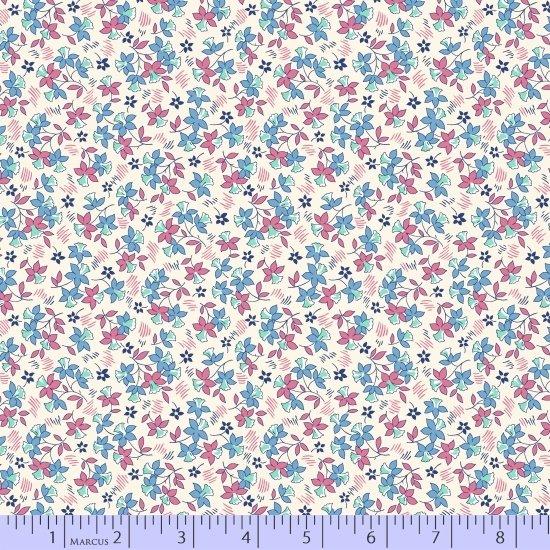 Aunt Grace Sew Charming 120 Blue