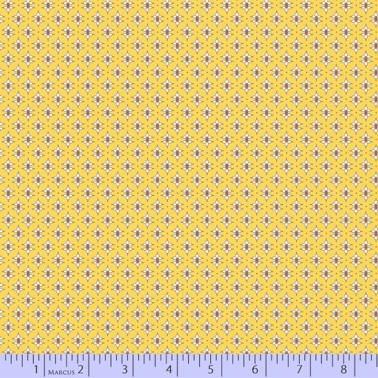 Aunt Grace Sew Charming 121 Yellow