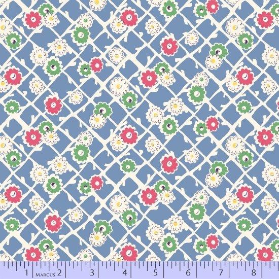 Aunt Grace Sew Charming 124 Blue