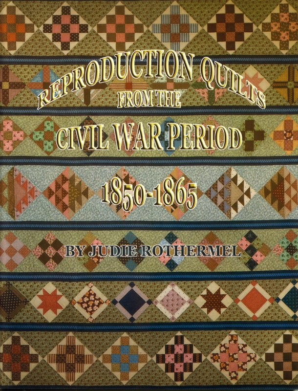 Reproduction Quilts From The Civil War On Sale