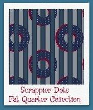 Scrappier Dots Fat Quarter Collection
